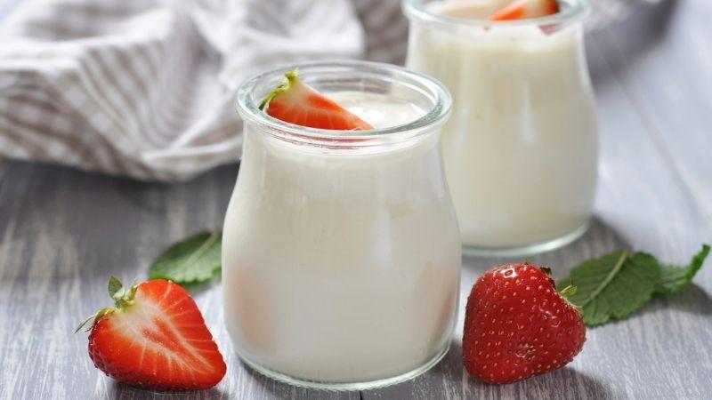 Sữa chua bổ sung thêm nhiều lợi khuẩn tốt cho đường tiêu hoá